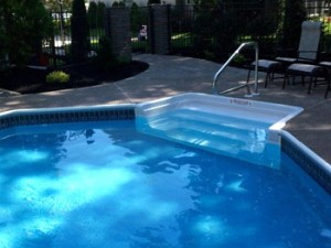 Pool Steps Options Nj Pool Amp Patio Innovations
